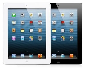 New iPad 4e generatie