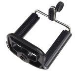 Flexibele mini tripod inclusief universele + gopro houder (zwart-wit)_6