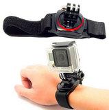 360 graden pols / enkel strap mount voor GoPro_