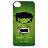 bescherm case cover de incredible hulk voor iPhone 4/4s (groen)_