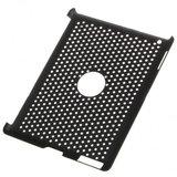 KP Smartcover achterkant beschermer gatenkaas voor ipad2 (zwart)_6