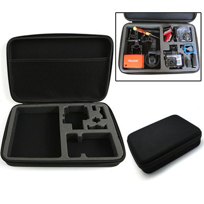 GoPro hero carry case opberg etui large (black)