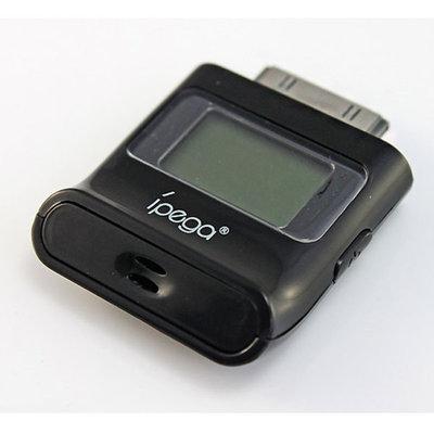 Alcohol tester voor iPhone/iPod/iPad (zwart)