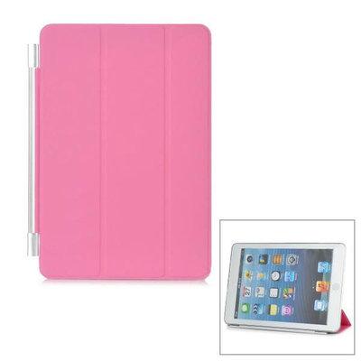 KP Smartcover met slaap/waak functie voor iPad mini (roze)