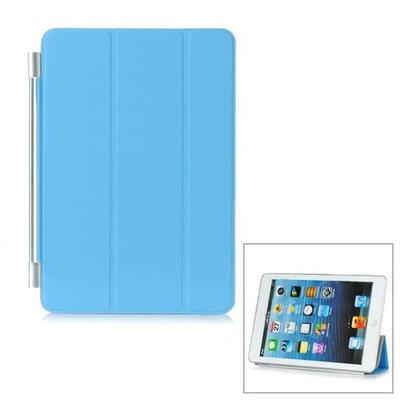 KP Smartcover met slaap/waak functie voor iPad mini (blauw)