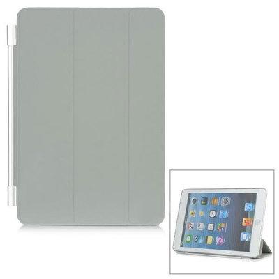 KP Smartcover met slaap/waak functie voor iPad mini (grijs)
