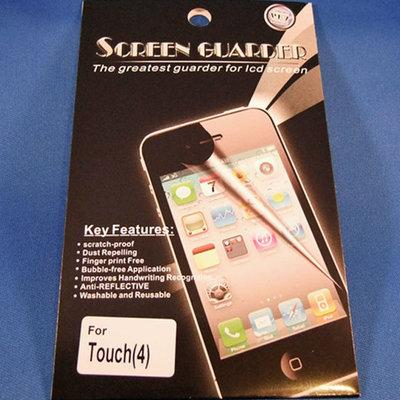 Bescherm folie Glossy voor iPod touch 4