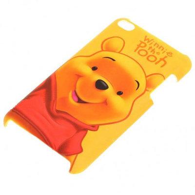 Hard cover met winnie the pooh afbeelding incl beschermfolie voor iPod touch 4
