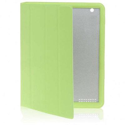 Mooi afgewerkte Cover met slaap/waak functie voor iPad 2 (Groen)