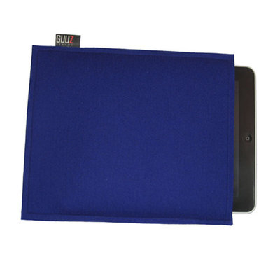 iPad hoes Guuz Sleeve (blauw)