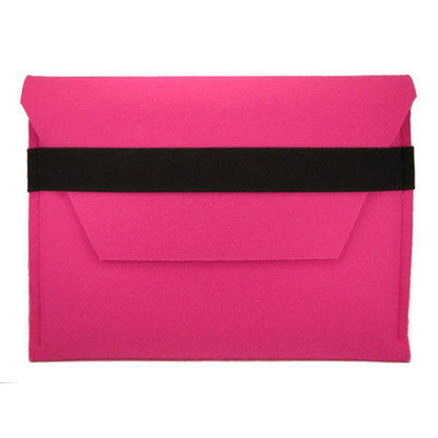 iPad hoes Guuz Sleeve envelop (Roze)