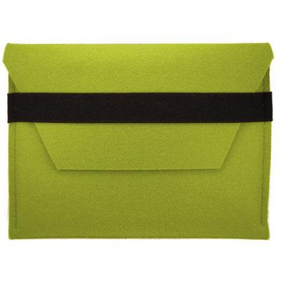iPad hoes Guuz Sleeve envelop (groen)