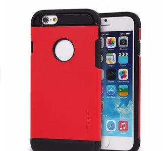 Tough armor spigen sgp hoesje voor iPhone 6 - 4.7inch (rood)