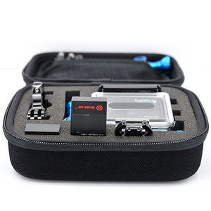 GoPro hero carry case opberg etui small (black)