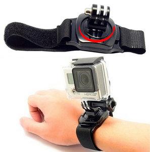 360 graden pols / enkel strap mount voor GoPro