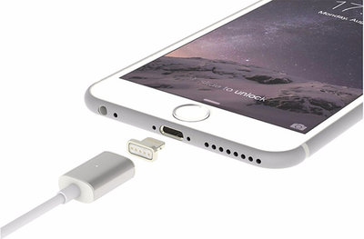 Magnetic charger cable lightning - magnetische laadkabel iPhone