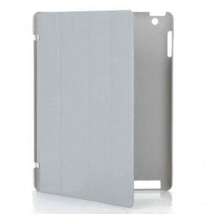 KP Smartcover met achterkant beschermer (grijs)