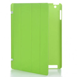 KP Smartcover met achterkant beschermer (groen)