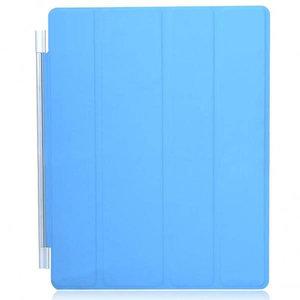 KP Smartcover met slaap/waak functie voor iPad 2 en New iPad (iPad 3) (blauw)