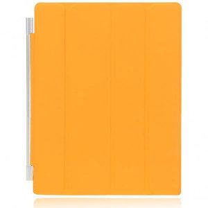 KP Smartcover met slaap/waak functie voor iPad 2 en New iPad (iPad 3) (oranje)