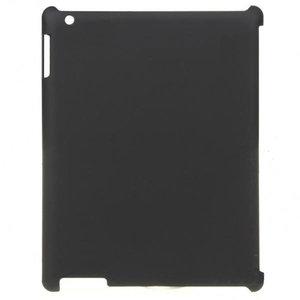 KP Smartcover achterkant beschermer voor ipad2 en new iPad (iPad 3)(zwart)