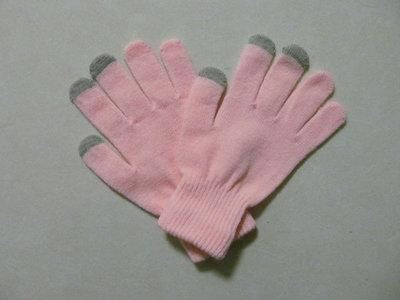 capacitive touchscreen handschoenen gloves (roze)